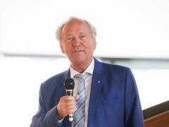 Regierungspräsident Paul Winiker im Stadthaus Kriens